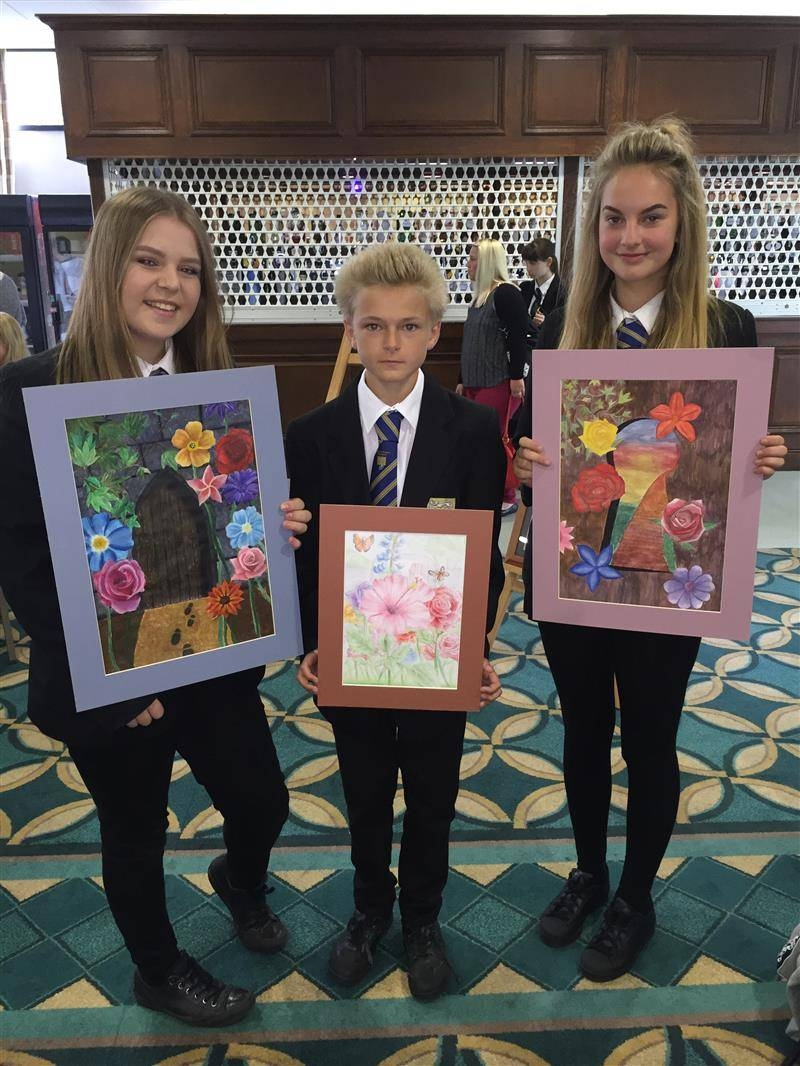 Britain in Bloom Painting Competition