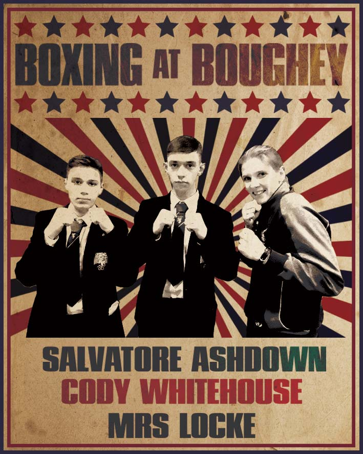 Boxing at Boughey