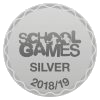 Silver School Games Mark